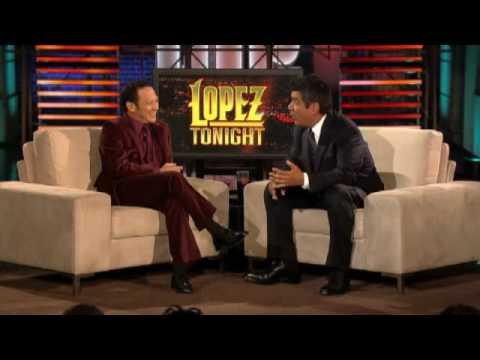 Lopez Tonight Rob Schneider ''Can Do It!!!'' (6172010).flv