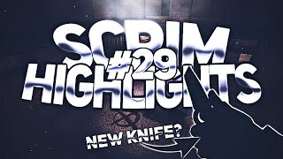 #29 Scrim Highlights - I bought a new knife!! | Critical Ops