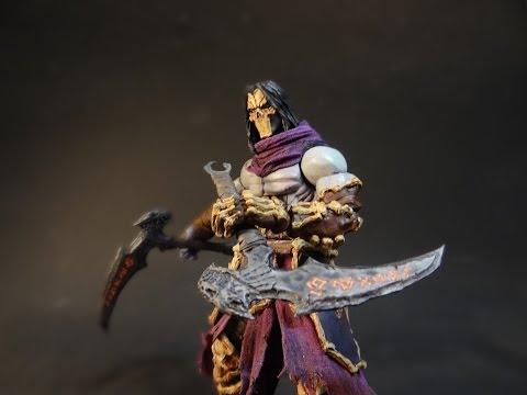 Custom Figure Review - Darksiders 2 Death
