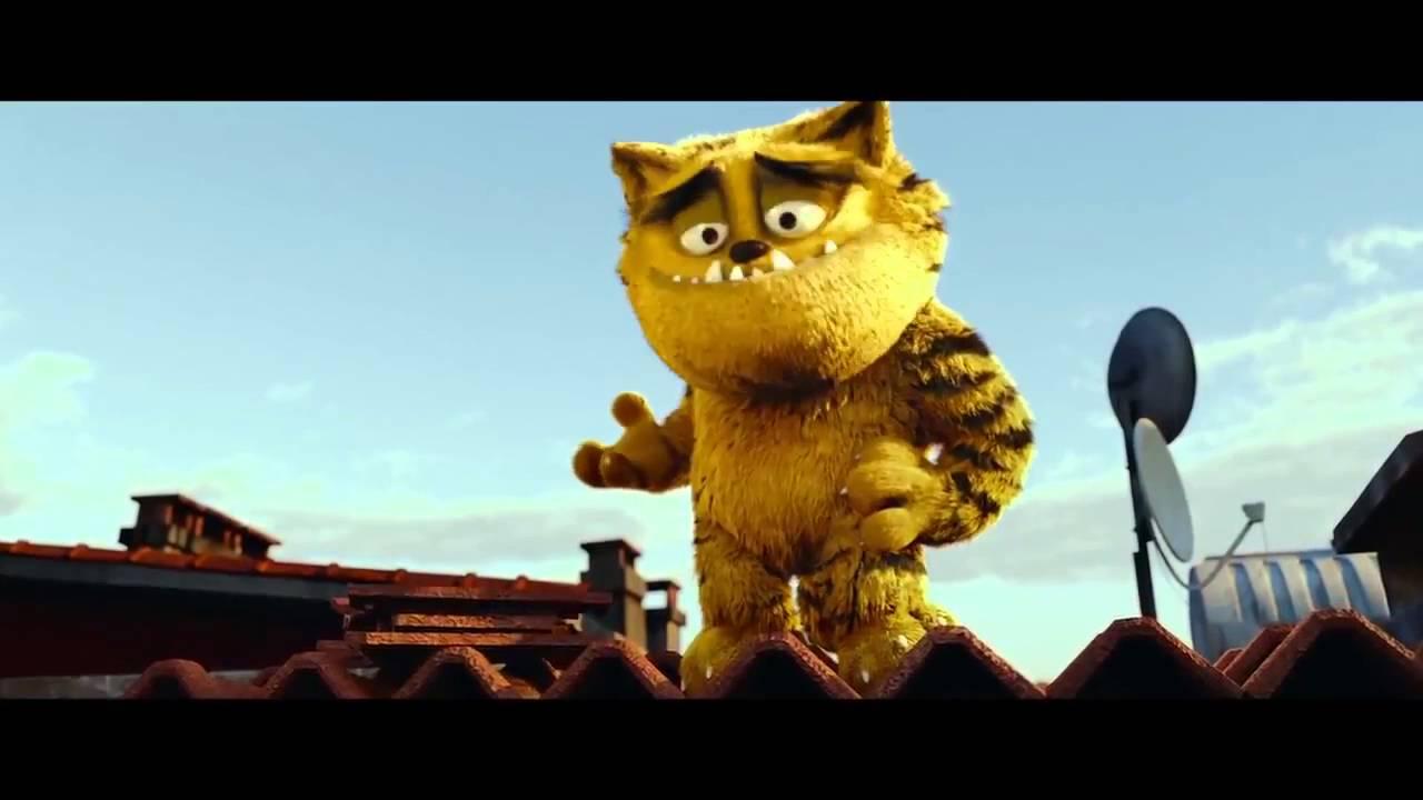 Serafettin The Bad Cat Movie Trailer