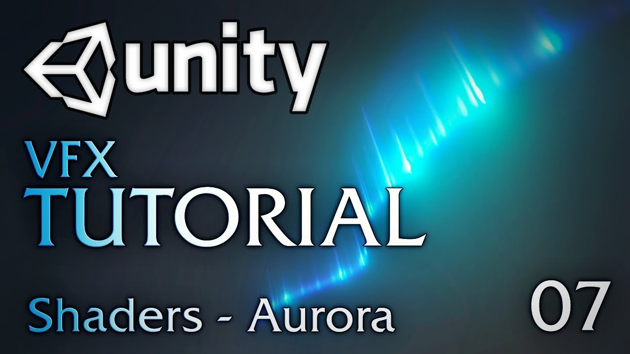 VFX Guide: Aurora Borealis Effect in Unity