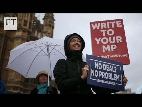 Deal-breakers: how no-deal Tories threaten May's Brexit plan