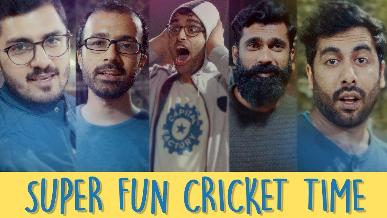 Super Fun Cricket Time | Day Out Sports Vlog | MangoBaaz