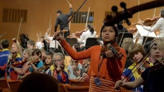 Youth Orchestra of Caracas in Gothenburg
