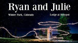 Lodge at Sunspot Winter Park Colorado Wedding by JMGant Photography 1080p