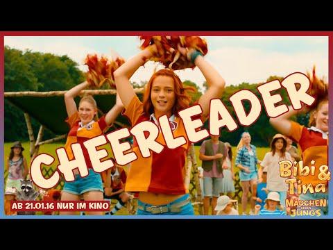 BIBI & TINA 3 - Mädchen Gegen Jungs - Cheerleader (Filmclip)
