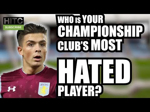 MOST HATED PLAYERS: Every Championship Club