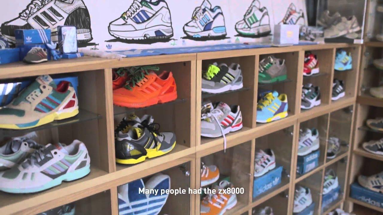 adidas EQT Support ADV (Camo) Sneaker Freaker