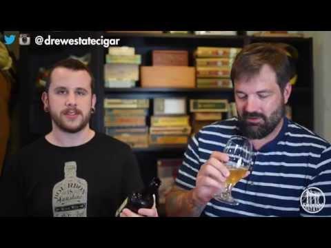 Herrera Esteli Lancero & Samuel Smith's Organic Cider | Drew Estate Pairings