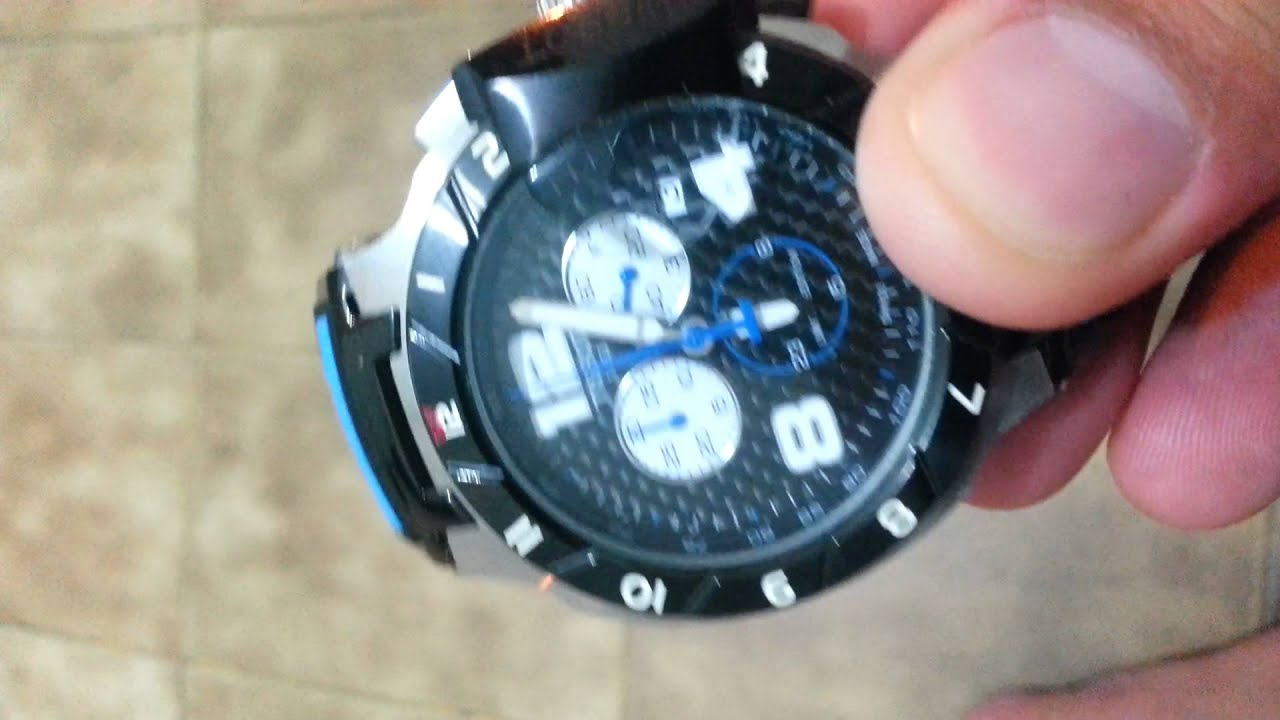d38250275e7 Tissot Moto GP - Robert Tai - March 15 - YouTube