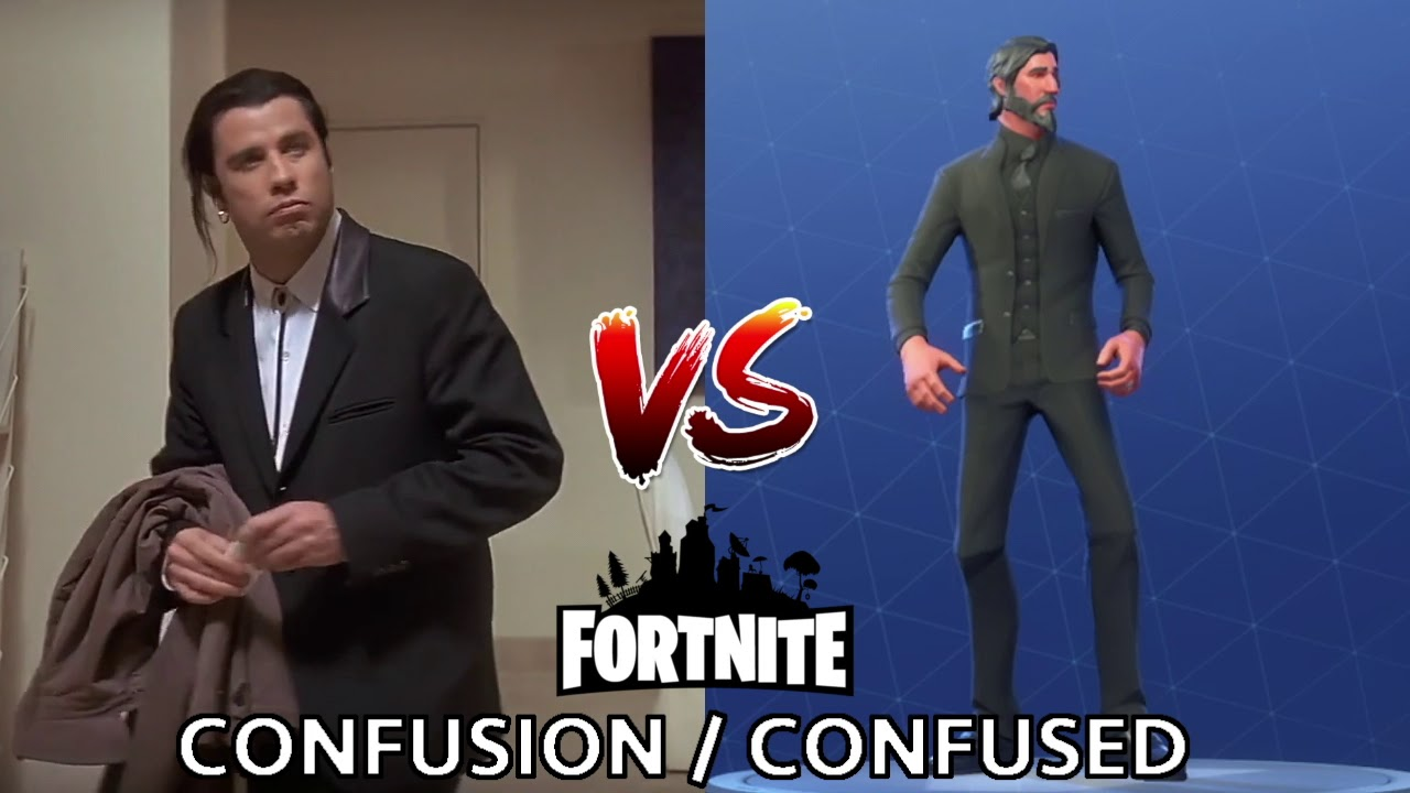 dance confusion confused in real life fortnite - fortnite confused emote origin