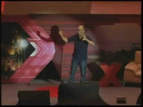 De rehab a Bagdad: Juan Manuel Caldera at TEDxManagua 2013