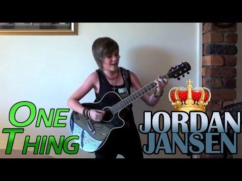 One Thing - One Direction - Jordan Jansen