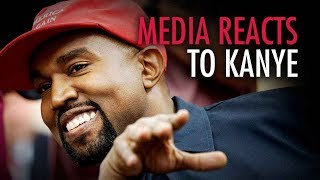 White-owned Liberal media dispatch black hosts to destroy Kanye | Ezra Levant