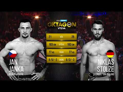 OKTAGON 7: Jan Janka vs. Niklas Stolze