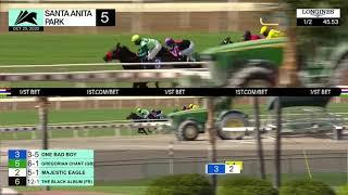 Vidéo de la course PMU LURE STAKES