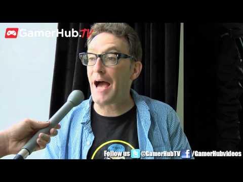 SpongeBob SquarePants Actor Tom Kenny Interview - Gamerhub.tv