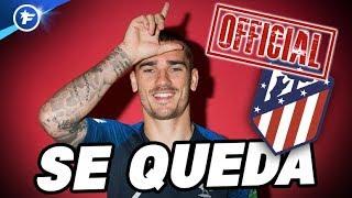 Antoine griezmann reste à l'atlético madrid, l'espagne s'agace | revue de presse