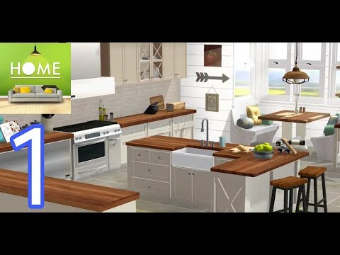 Home Design Makeover Android Gameplay Home Decoration