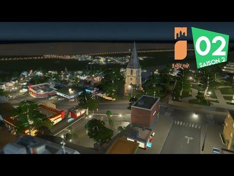 Cities Skylines - Episode 02 | Saint-Michel en Sucave