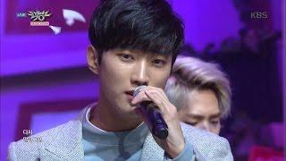 MUSIC BANK 뮤직뱅크 - B1A4 - A Lie 거짓말이야 .20161202