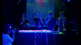 Hanoi Rock City ♥ Beatbox Wall of Dub ►Mission Impossible Remix THE B-CRAFT™