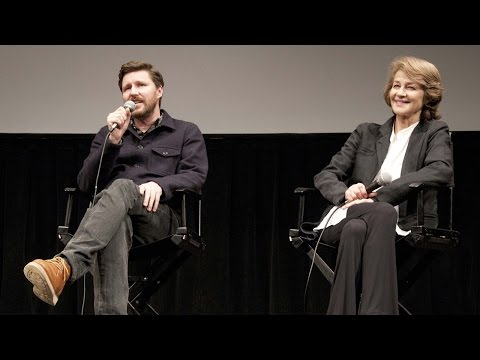 '45 Years' Q&A  Charlotte Rampling & Andrew Haigh