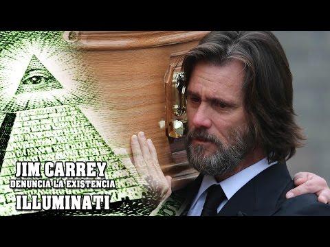 Jim carrey denuncia la existencia de los illuminati   VM Granmisterio
