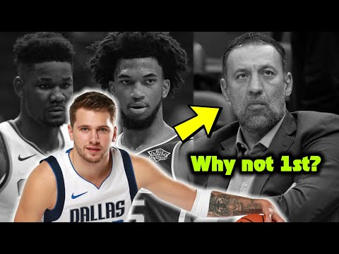 Why Was Luka Doncic Not The Consensus #1 Pick?