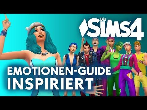 Die Sims 4 Emotionen | Tutorial & Tipps: Inspiriert