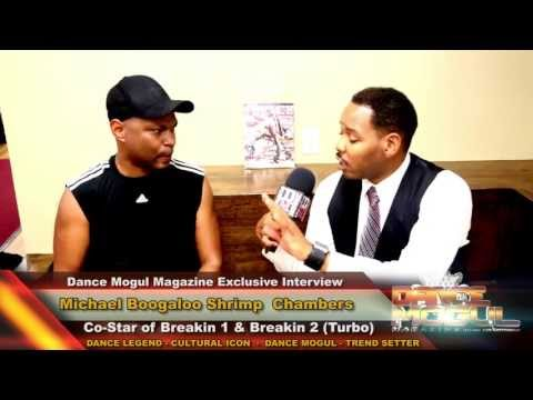 Dance Mogul Magazine l Exclusive Interview l Michael Boogaloo Shrimp aka (Turbo)