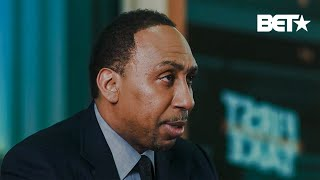 Stephen A. Smith, The Unapologetic TV Host, Wants Less Black Celebrities And More Black Executives