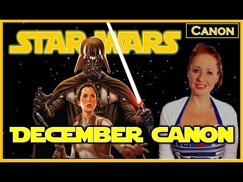 Star Wars Canon for December (Comics)