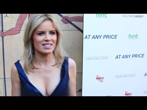 Kim Dickens at LA Premiere of AT ANY PRICE