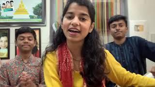 Hume To Loot Liya Milke Husn Walo Ne ( COVER ) Rishav Thakur , Maithili Thakur , Ayachi Thakur