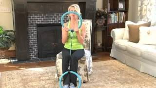 ARMS - 3 Min Chair Workout - 3X3 FIT