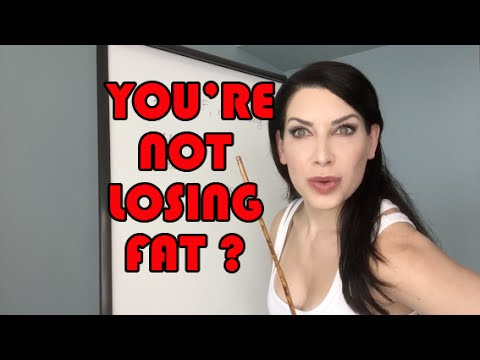 Reasons Your'e Not Losing Fat Despite Intermittent Fasting