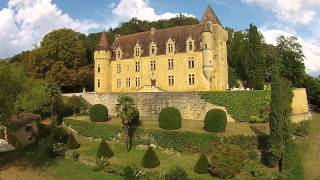 Château de Rouffillac-Замок Руфийак в Черном Перигор, Франция(Замок из камня, площадью 700кв.м - Первый этаж: кухня (50кв.м), крыльцо (24кв.м), холл (24кв.м), кухня 2 (45кв.м),..., 2014-10-27T21:12:49.000Z)