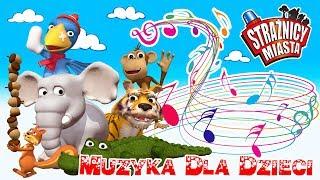 Strażnicy Miasta - Muzyka dla dzieci - Zwierzęta w zoo