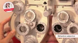 Qu'est ce que vous pouvez attendre d'un test de la vue?