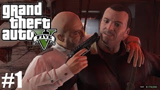 3 Guys on a Futon | [Grand Theft Auto V] Ep.1- Pilot