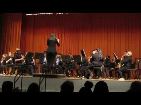 DATA (De Anza Academy of Technology and the Arts) Spring Concert 2016 Part 1