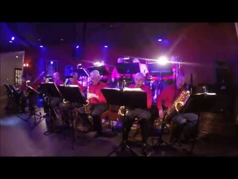 Prime Time Big Band ~ Live at Vosh ~ Never Been in Love Before