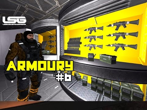 Space Engineers - Armoury Conspiracy(PTE)#6