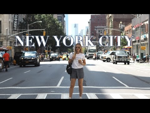 New York City Travel Vlog | 2016