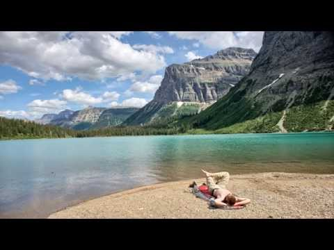 Glacier National Park Backpacking - North Fork / Goat Haunt - July 2014