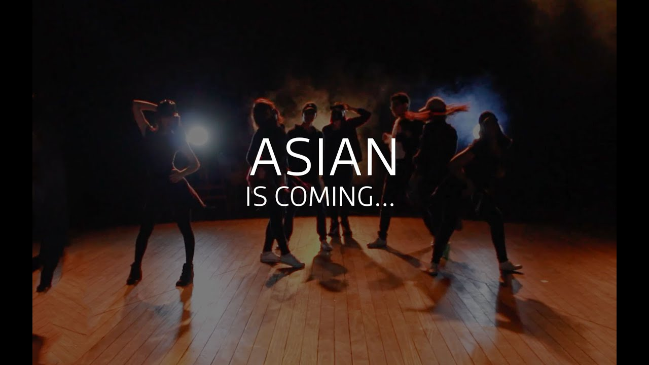 ASIAN is coming...