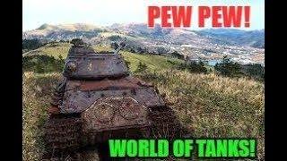 World of Tanks / A dar plomo carajo! / la tanquibatalla comienza!