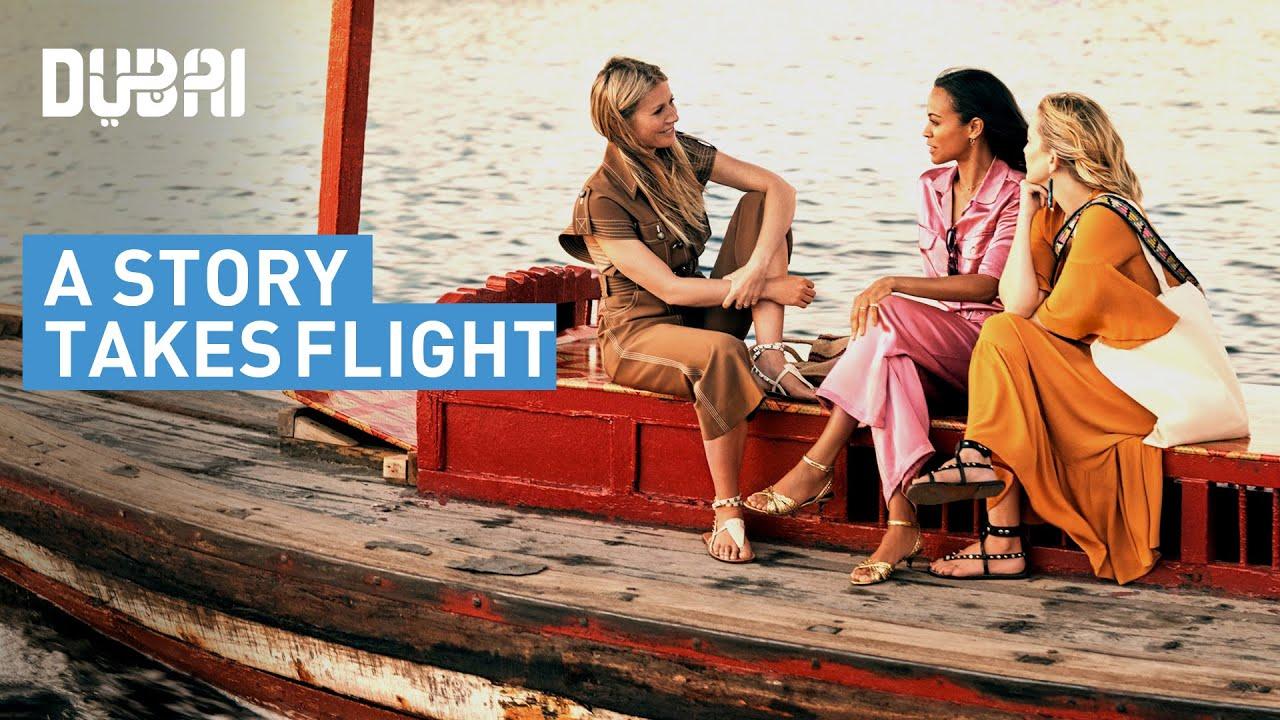 #AStoryTakesFlight   Official Film   Visit Dubai