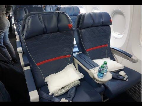 Delta 737-900ER | First Class | SEA-ATL
